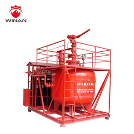 3000kg Dry Powder Fire Suppression Systems For Oil and Electrical Rooms