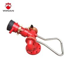 Fire Water Cannon Fire Fighting Monitors Hydrant Mounted Monitor